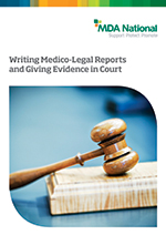 Writing medico-legal reports